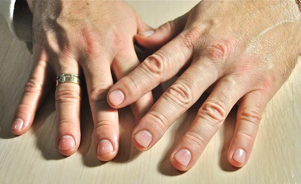 Как правильно фотографировать руки после маникюра